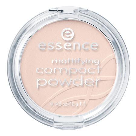 essence Mattifying Compact Powder