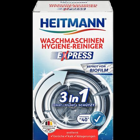 HEITMANN Express Waschmaschinen Hygiene-Reiniger