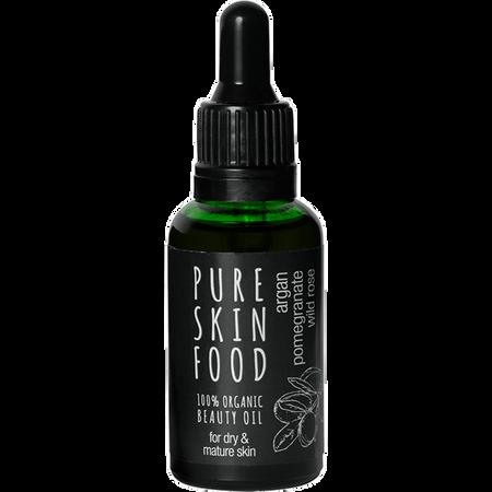 Pure Skin Food Bio Gesichtsöl für trockene & reife Haut