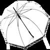 Bild: doppler Langschirm Transparent Schwarz