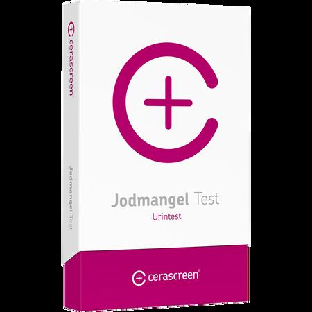cerascreen Jodmangel Test