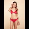 Bild: p2 Neckholder Bikini rot-weiß