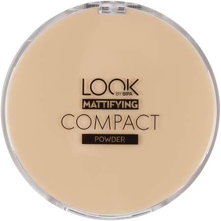 LOOK BY BIPA Mattifying Compact Powder