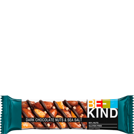 BE-KIND Dark Chocolate Nuts & Sea Salt Riegel