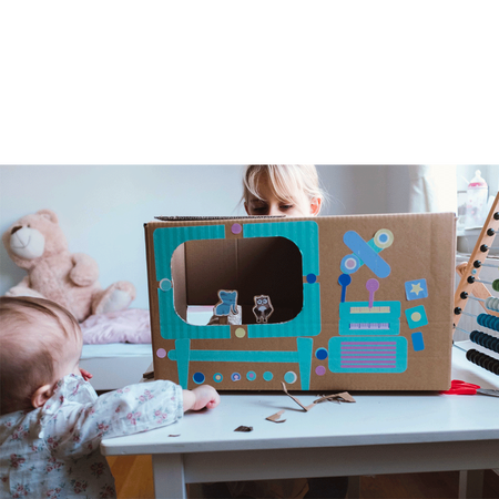 Badala Sticker Set Retro TV