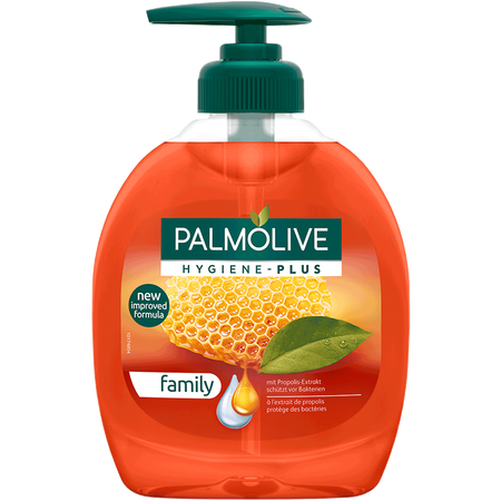 Palmolive Flüssigseife Hygiene-Plus