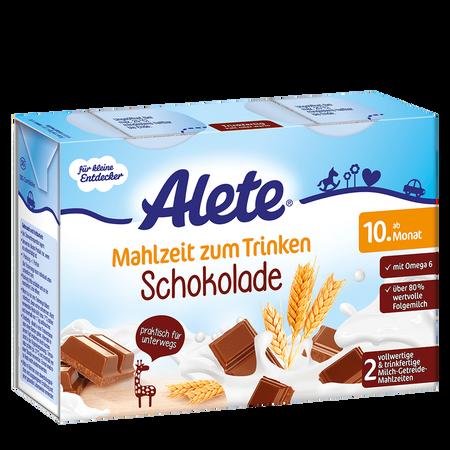Alete Trinkmahlzeit Schokolade