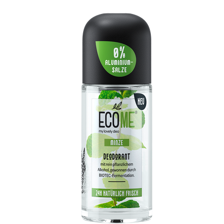 ECOME my lovely deo Deodorant Roll-on Minze