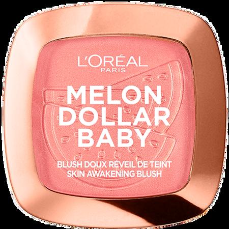 L'ORÉAL PARIS Melon Dollar Baby Blush