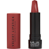 Bild: MUA MAKEUP ACADEMY Velvet Matte Lipstick hotline