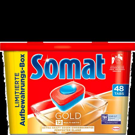 Somat Geschirrspültabs Gold XXL