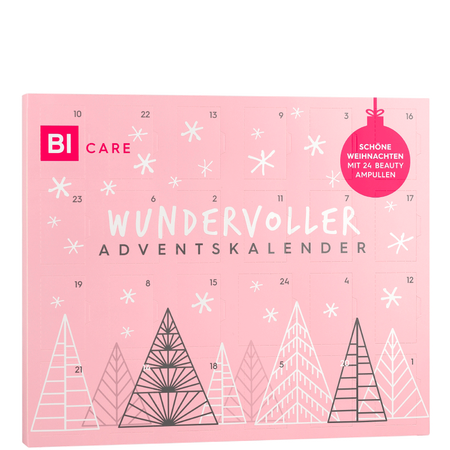 BI CARE Ampullen Adventkalender