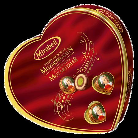 Mirabell Mozartherz - Blechherz