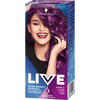 Bild: Schwarzkopf LIVE Ultra Brights or Pastel Haarfarbe purple punk
