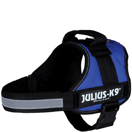 JULIUS-K9 Powergeschirr für Hunde Größe 0