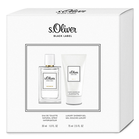 s.Oliver Black Label Women Eau de Toilette (EdT) Duftset