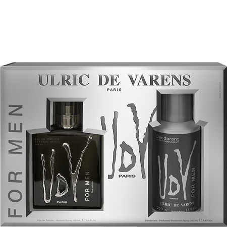 Ulric de Varens Duftset for Men