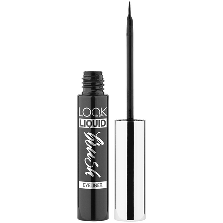 LOOK BY BIPA Liquid Brush Eyeliner