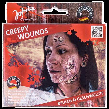 Jofrika Creepy Wounds Beulen