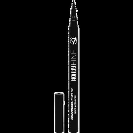 W7 Extra Fine Super Precise Eyeliner Pen Waterproof
