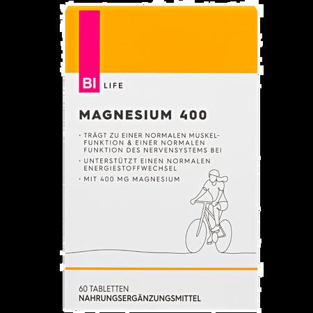BI LIFE Magnesium 400