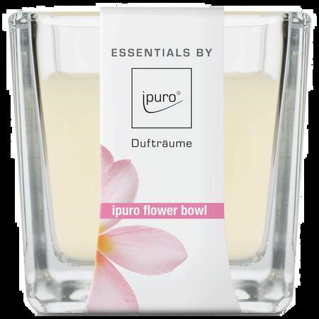 ipuro Duftkerze Essentials Flower Bowl