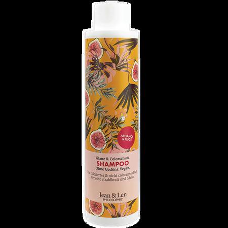 Jean&Len Glanz & Colorschutz Shampoo
