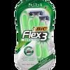 Bild: BIC Flex 3 Sersitive Rasierer
