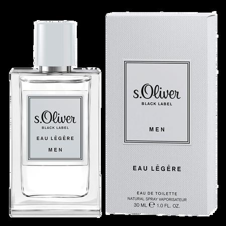 s.Oliver Black Label Eau Légère Men Eau de Toilette (EdT)