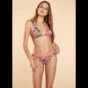 Bild: p2 Triangel Bikini Print pink