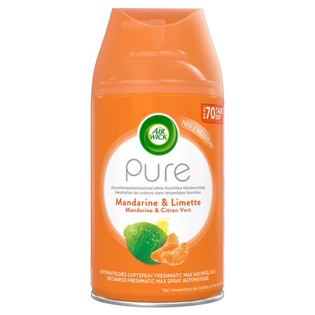 AIRWICK Freshmatic Nachfüllung Mandarine Limette