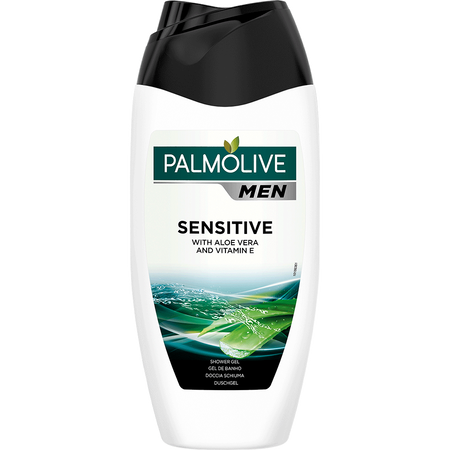 Palmolive Men Sensitive Duschgel Aloe Vera Vitamin E