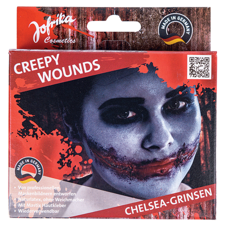 Jofrika Creepy Wounds Chealseagrinsen