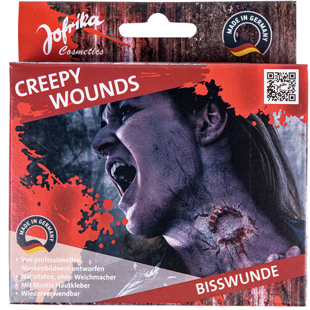 Jofrika Creepy Wounds Bisswunde