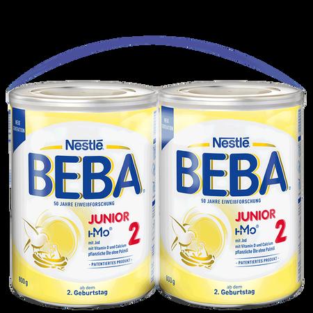 BEBA Junior 2 Milchnahrung Doppelpack