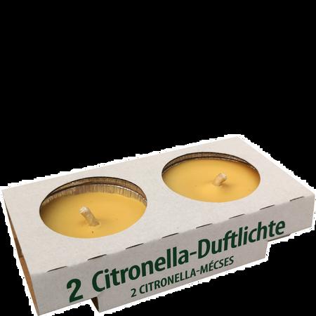 Gala Citronella Duftlichter