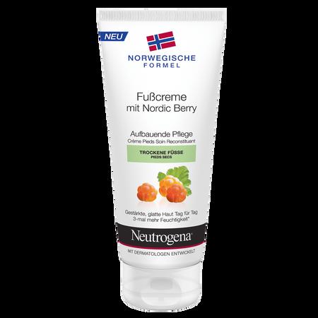 Neutrogena Fusscreme mit Nordic Berry