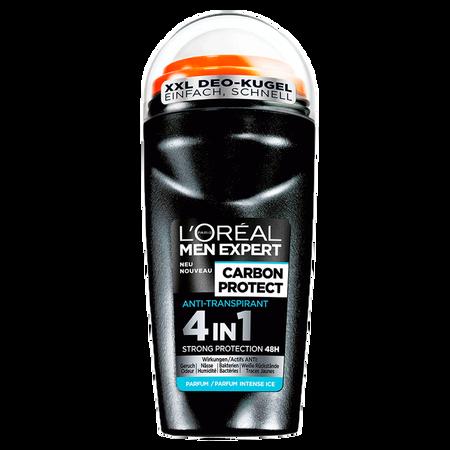 L'ORÉAL PARIS MEN EXPERT Carbon Protect 4in1 Deo Roll-on