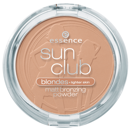 essence Sun Club Matt Bronzing Powder