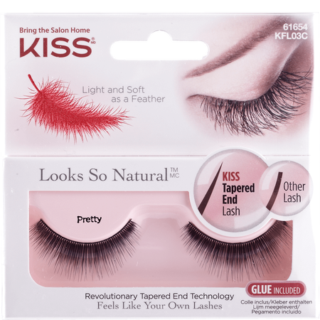 KISS Looks So Natural Lashes Pretty