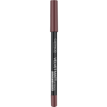 Catrice Velvet Matt Lip Pencil Colour & Contour
