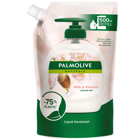 Palmolive Naturals Mandel & Milch Nachfüllseife