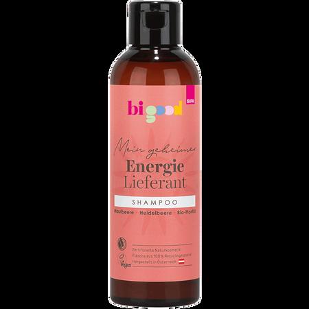 bi good Natürliches Energie Shampoo