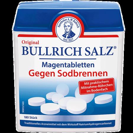 Bullrich Magentabletten gegen Sodbrennen