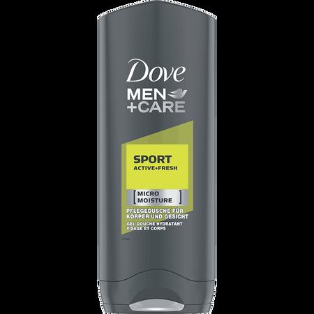 Dove Care Sport Active+Fresh Pflegedusche