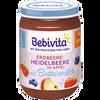 Bild: Bebivita Erdbeere und Heidelbeere in Buttermilch