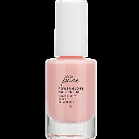 LOOK BY BIPA pure Power Gloss Nail Polish