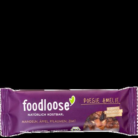 Foodlose BIO-Nussriegel Pösie Amelie