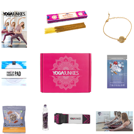 YOGA JUNKIES Yoga Junkies Box I Pure Yoga