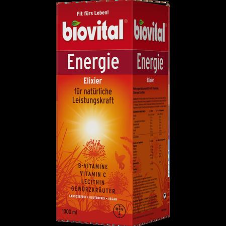 Biovital Energie Elixier
